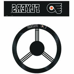 PHILADELPHIA FLYERS-------- MESH AND POLY-SUEDE-----STEERING