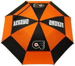 Philadelphia Flyers NHL 62 inch Double Canopy Umbrella