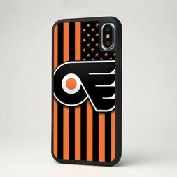 Philadelphia Flyers NHL Ice Hockey Silicone Phone Cover Case
