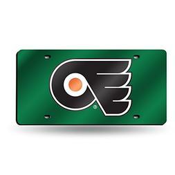 Philadelphia Flyers NHL Laser Cut License Plate Tag