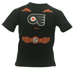 Philadelphia Flyers NHL Official Youth Kids Size Reebok T-Sh