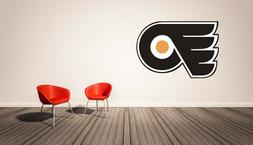 Philadelphia Flyers NHL Wall Decal Home Decor Vinyl Sticker