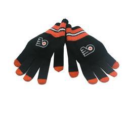 Philadelphia Flyers NHL Reebok Youth Boys  OSFM Winter Glove