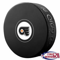 Philadelphia Flyers Official NHL Logo Souvenir Autograph Hoc