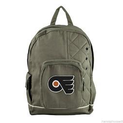 Philadelphia Flyers Olive Old School Backpack