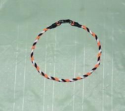 philadelphia flyers paracord necklace or bracelet