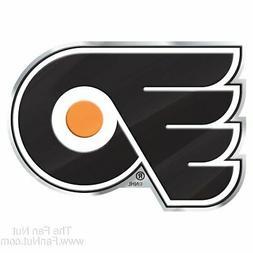Philadelphia Flyers Raised 3D COLOR Metal Auto Emblem Home D