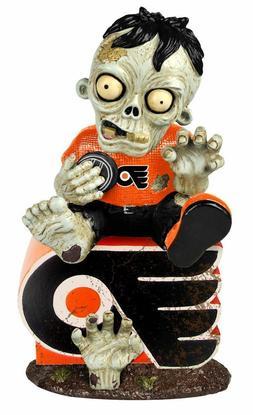 Philadelphia Flyers - Sitting on Logo Zombie - Decorative Ga