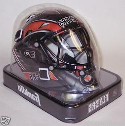 Philadelphia Flyers Franklin Sports NHL Mini Goalie Mask Hel