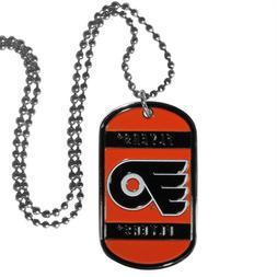 Philadelphia Flyers Tag Necklace