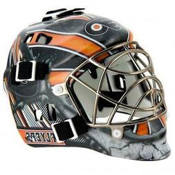 Philadelphia Flyers Team Logo Mini Goalie Mask  Helmet Hocke