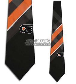 Philadelphia Flyers Ties Mens Flyers Necktie Licensed Neck T