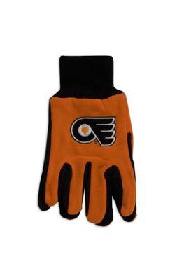 Philadelphia Flyers Two Tone Sport Utility Gloves