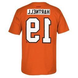 Scott Hartnell Reebok Philadelphia Flyers Premier Orange Jer