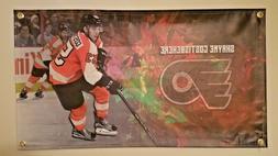 Shayne Gostisbehere Philadelphia Flyers Vinyl Flag Banner 20